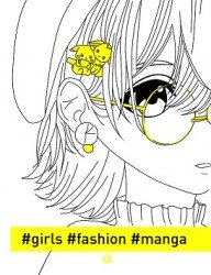 Книга#girls#fashion#manga (Укр) Жорж Z101067У (9786177853212) (449334)